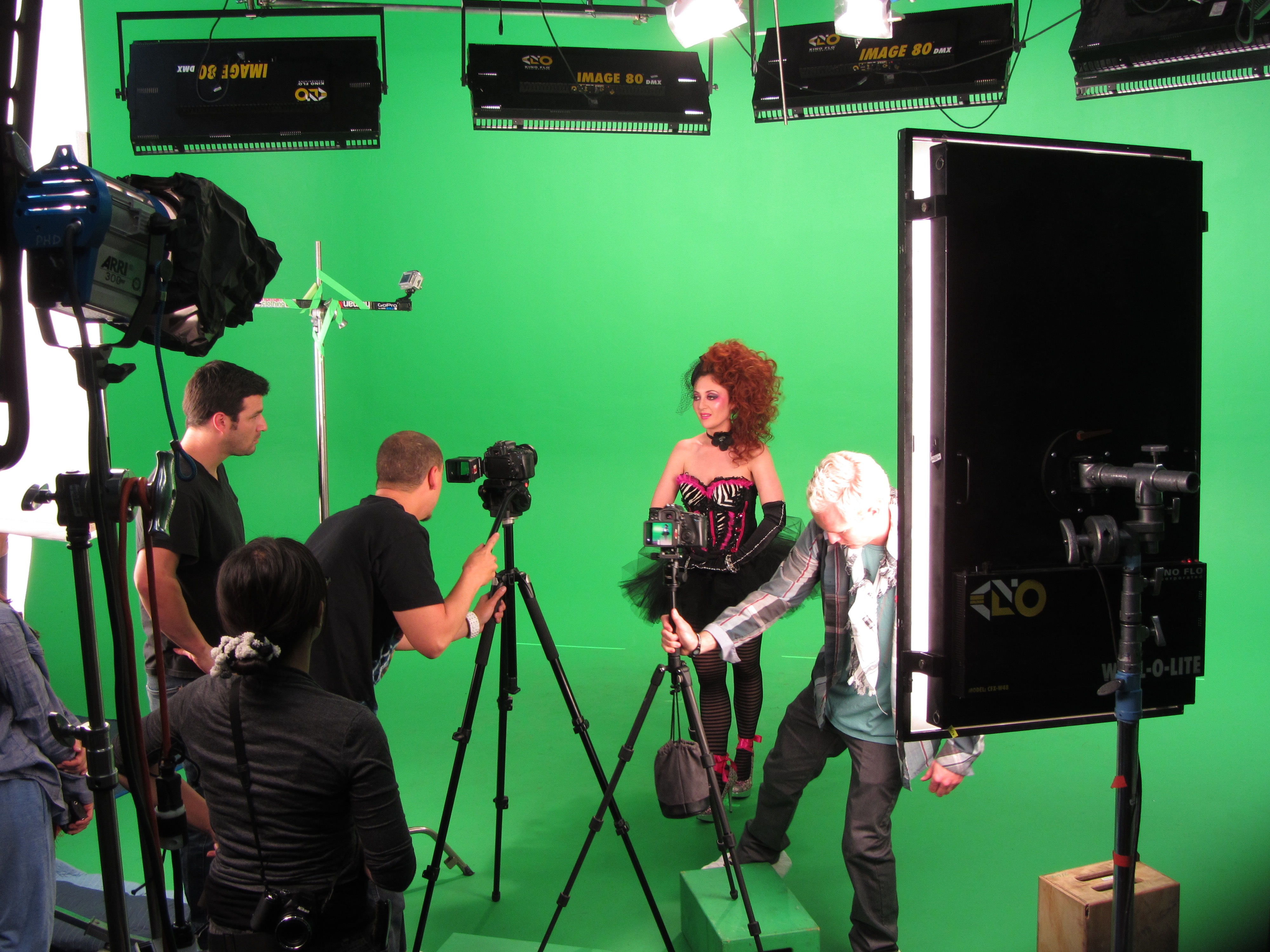 Green Screen Los Angeles
