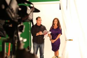 Bob Bekian Directing Lisa Ashley Cosmetics